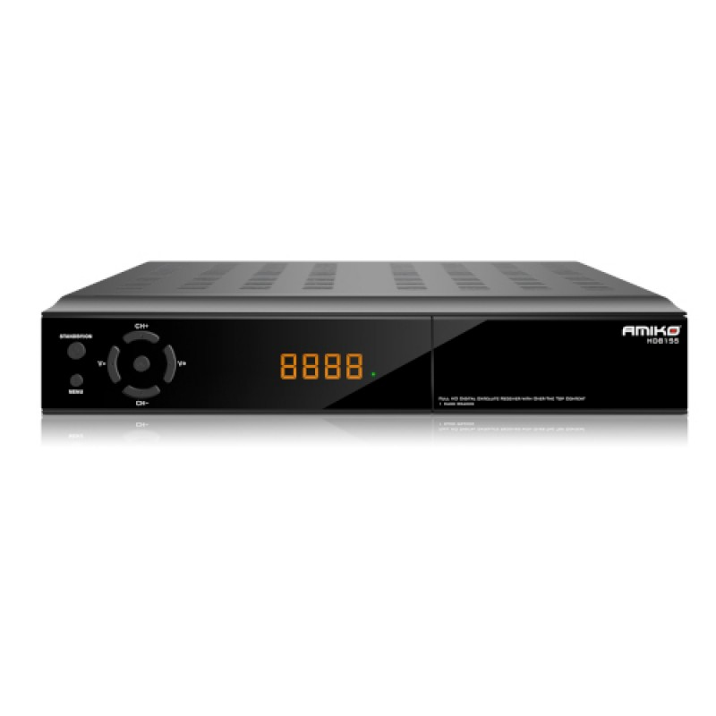Buy an Amiko HD8155 Full HD satellite set-top box? Order now online