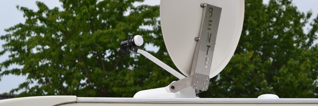 Bente B&R automatische schotelantenne - 65cm